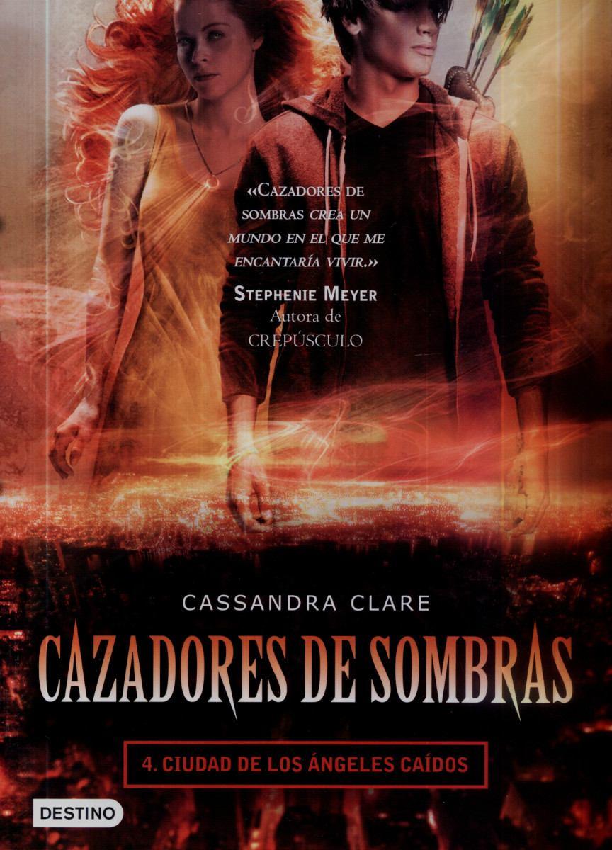 Cazadores De Sombras  Todos Los Libros 1