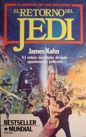 Episodio VI: El retorno del Jedi (EPUB) - James Kahn
