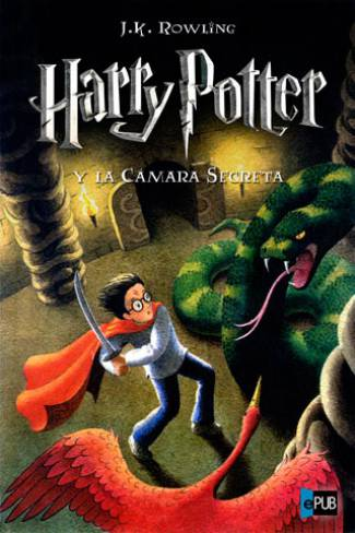 Harry potter y la cámara secreta (EPUB) -J.K Rowling