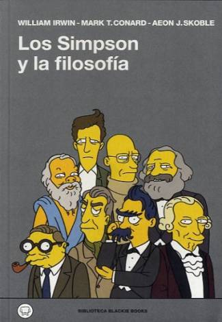 Los Simpson y la filosofía (PDF) -Aeon J. Skoble · Mark T. Conard · William Irwin