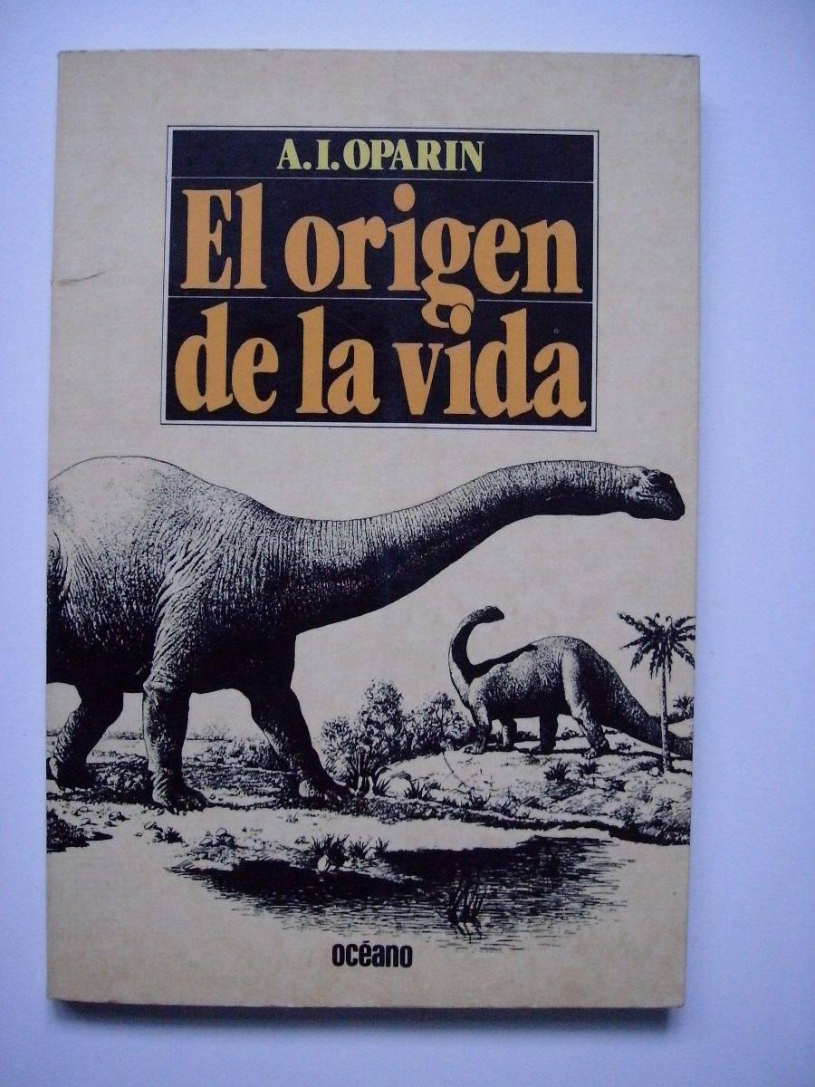 el origen de la vida libro alexander oparin pdf