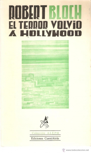 El terror volvio a Hollywood (PDF) - Robert Bloch