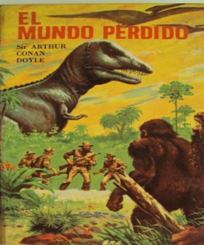 El Mundo Perdido (PDF) -Sir Arthur Conan Doyle