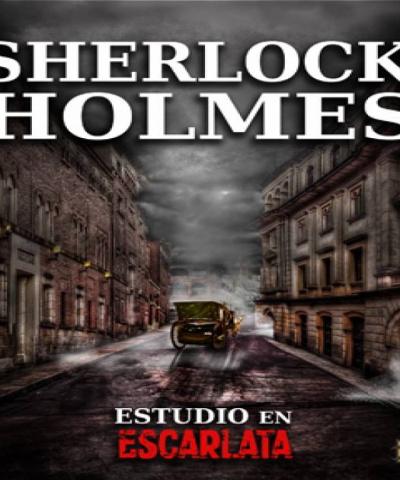 Sherlock Holmes: Estudio En Escarlata (PDF) -Sir Arthur Conan Doyle